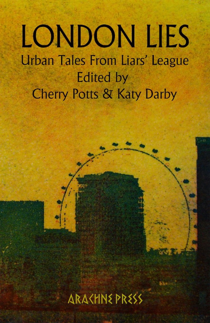 London Lies cover image copyright Karen Keogh