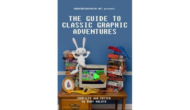 I was a contributor and helped edit The Guide to Classic Graphic Adventures
