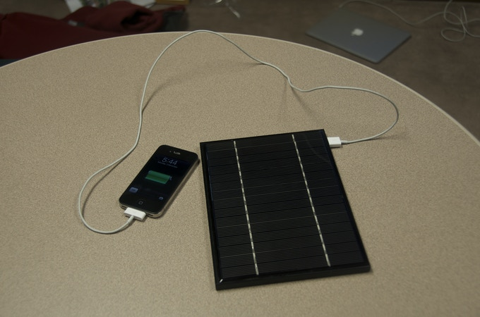 Magma The Most Beautiful Solar Charger By Duniah