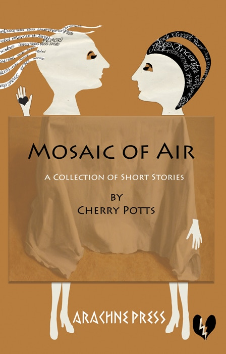 up to ten rewards of signed copies of Cherry Potts' collection of stories