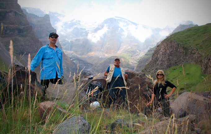 The Secret of Ağrı Dağı by Donna D'Errico — Kickstarter