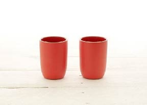 Heath Ceramics Tumbler (Only one per $40 donation)