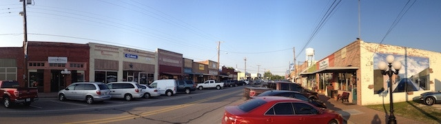 Downtown Royse City