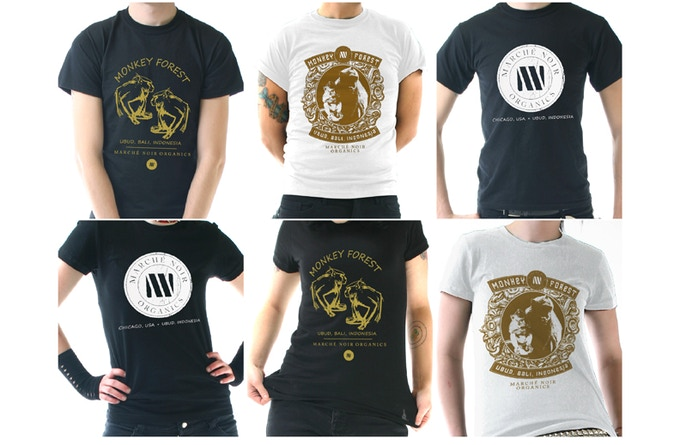 A great look on men and women! Sizes S-M-L-XL