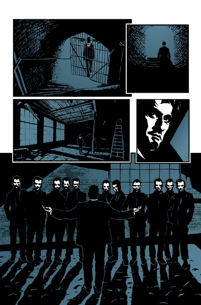 """Preview Page from """"Thirteen"""", By Joseph Freistuhler"""