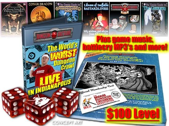 The World S Worst Dungeon Crawl By Epic Level Entertainment Ltd Kickstarter