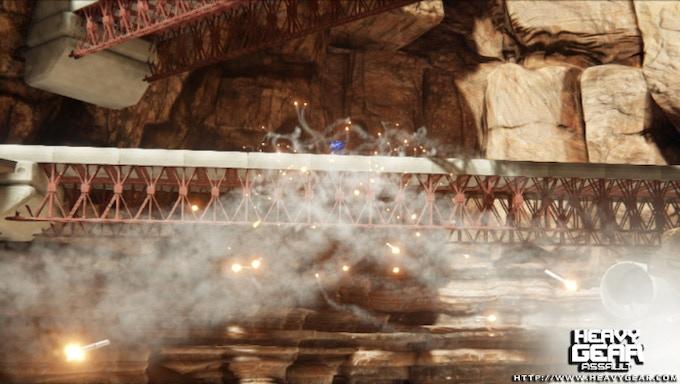Actual prototype gameplay screenshot
