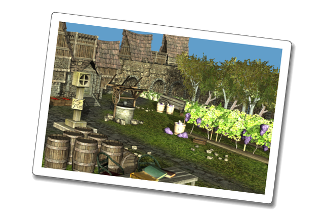 We intend to allow the player to construct in a sandbox environment that is generally free-form.