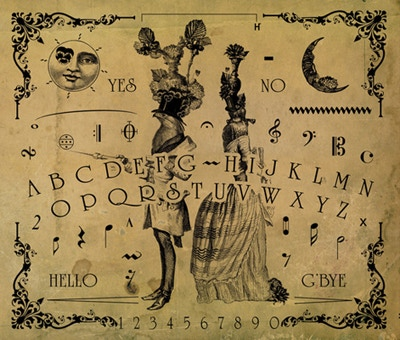 $250 The Parlour Trick singing ouija board and music download SOLD OUT