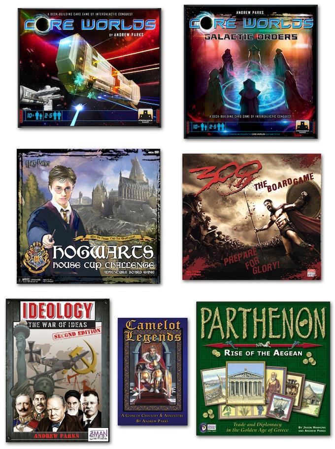 Quixotic Game Designs