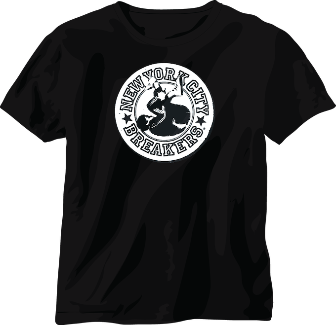 Special Edition, New York City Breakers T-Shirt