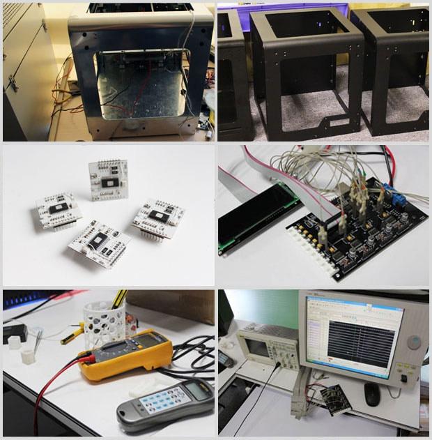Professional Desktop 3D Printer By Zortrax