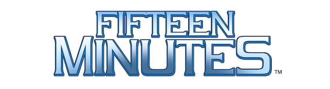 Fifteen Minutes Logo