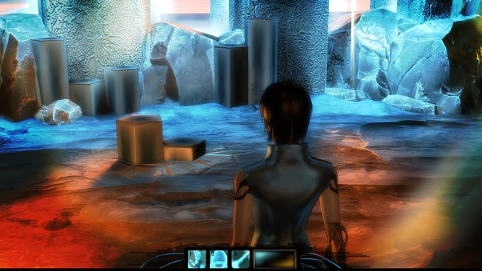 Abducted as it appears on PC/Mac/Linux