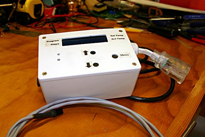 Fermostat1:  Original Prototype