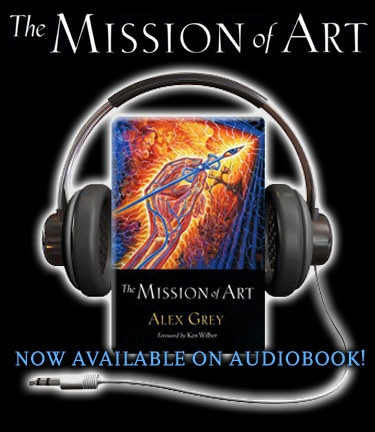 ENTHEON: The Alex Grey Visionary Art Experience by CoSM