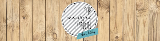 We were also on Our Unqualified Opinion - the blog