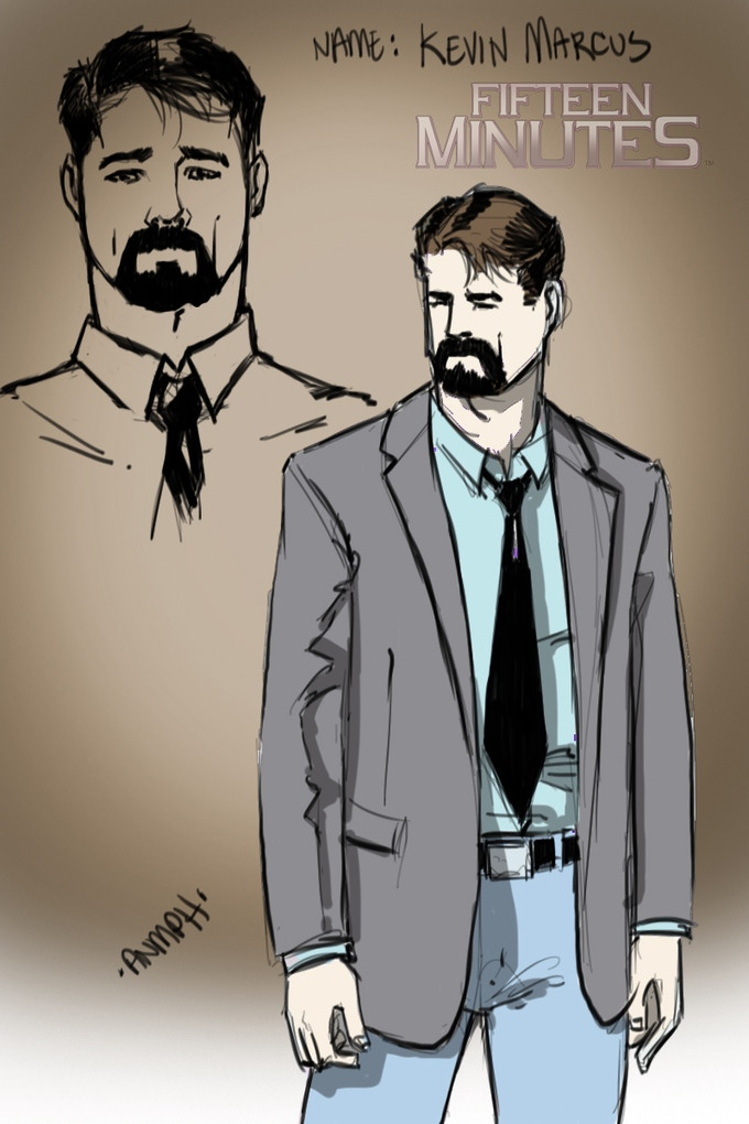 Main Character: Kevin Marcus