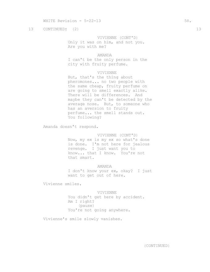 Vivienne / Amanda pheromone scene pg 3 of 3