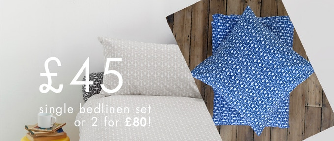 each set contains duvet cover and pillowcase of same colour. We will email you at the end of the campaign to confirm colour and pillowcase size.
