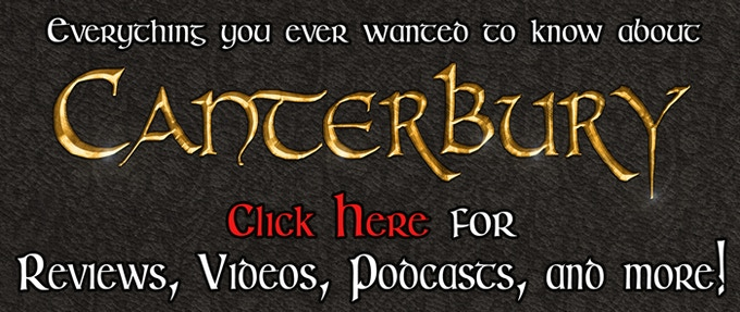 Click here for a complete list of Canterbury info from throughout the internet!