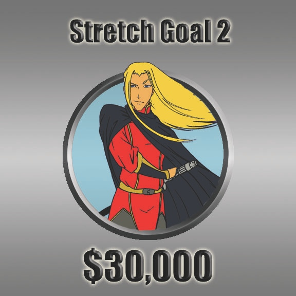 """With our second Stretch Goal everyone at the Citizen Level and above will get a 16 page, PDF """"Episode Guide"""" with a new mission, new characters, new Mekton Stats and the return of an old fan favorite!!"""
