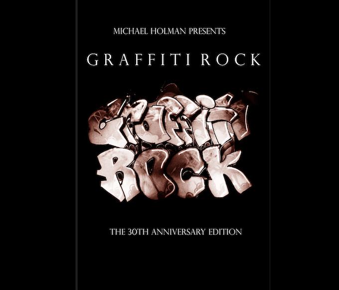 Official Graffiti Rock, 30th Anniversary Edition Poster