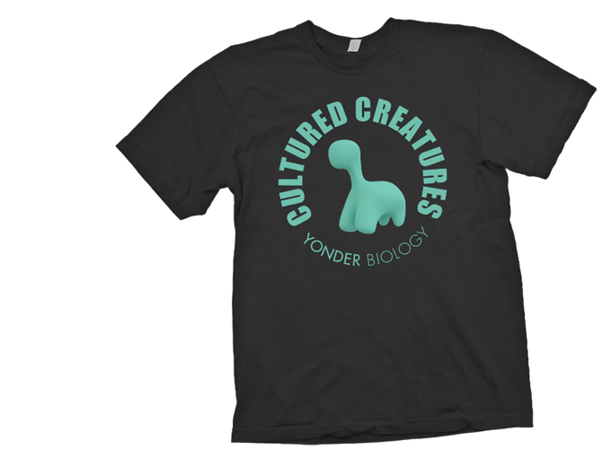 DINO // CULTURED CREATURES TEE