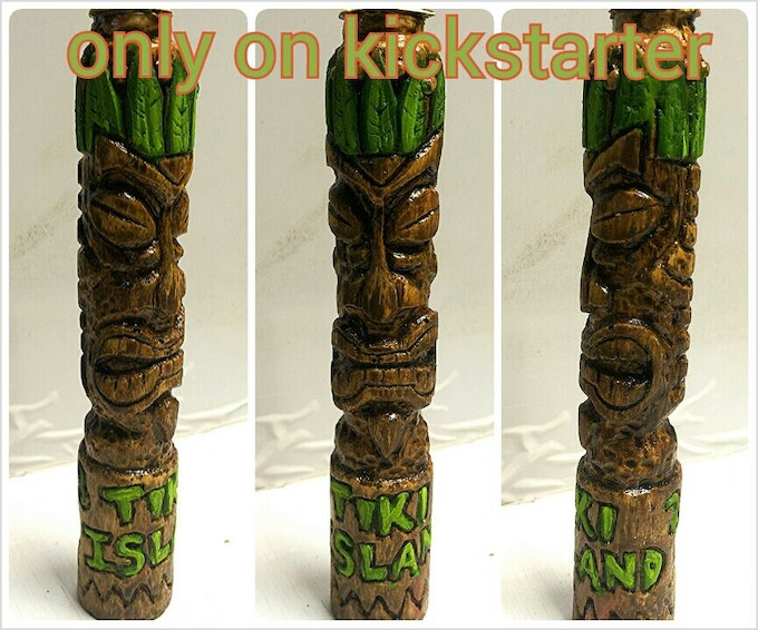 Your Tiki Island Necklace!