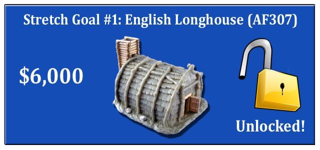 English Longhouse - Unlocked!