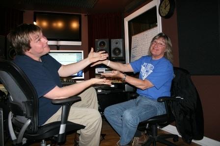 Lunch with Dan Needham & John Schlitt