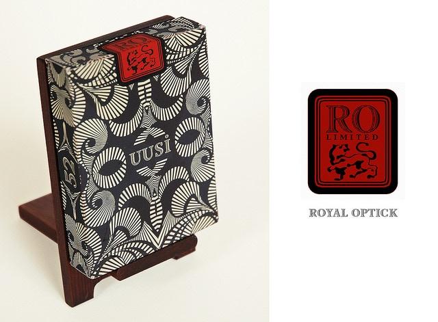 Kickstarter: ROYAL OPTIK Court Spades and Custom Seal Unveiled