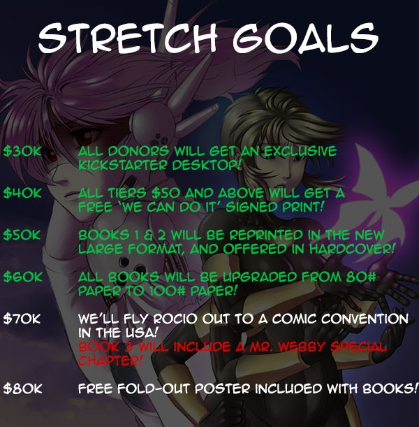 New stretch goals updated 6/2!