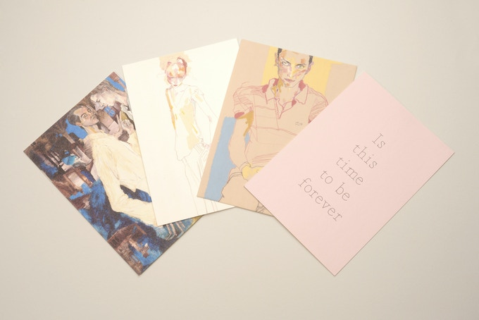 Postcard collection B