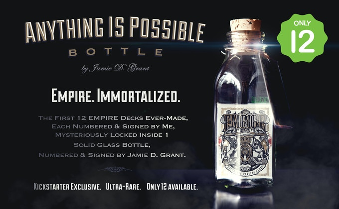 Limited Empire 'Anything is Possible' Bottle by Jamie D. Grant