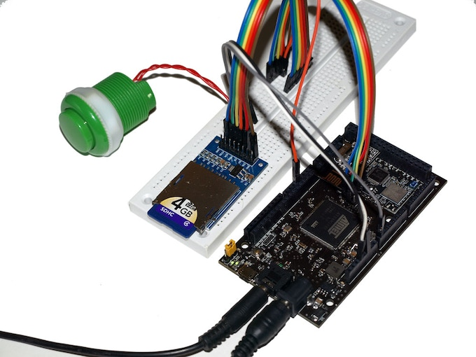 DigiX - The ultimate Arduino compatible board with WiFi! by