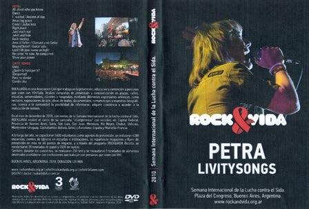 Petra 2010 Rock&Vida DVD