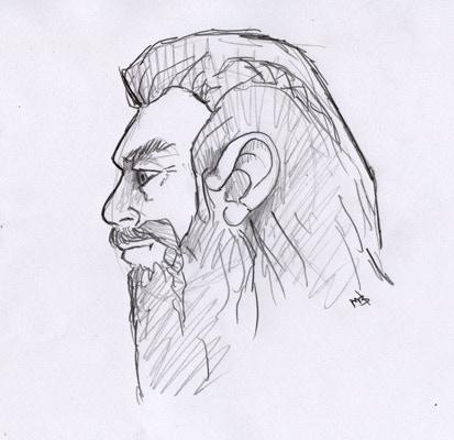 Dwarf Ears Costume Prosthetics by Aradani Studios
