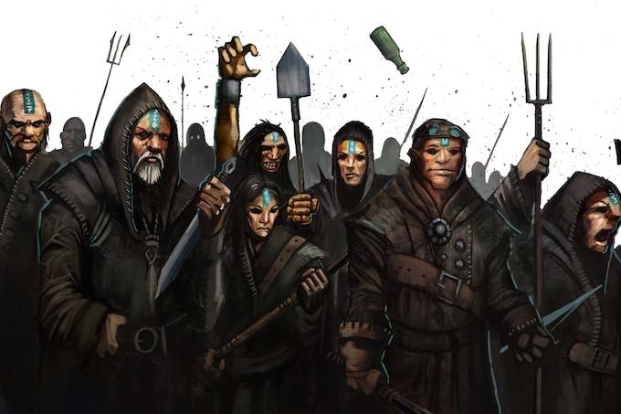 The Murai Slave Mob