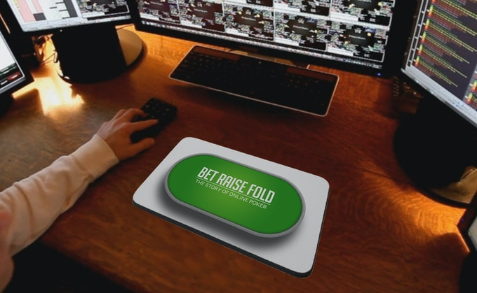 artist's rendering (the mousepad will use this green table design)