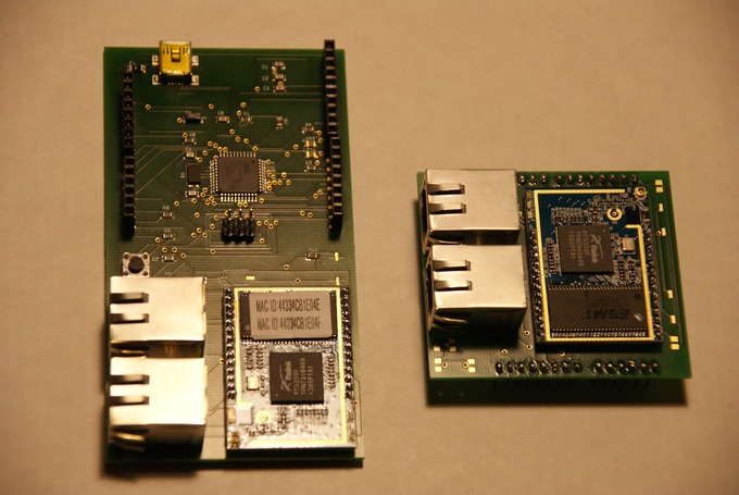 URUK WiFi router Module & URUK WiFi router Shield