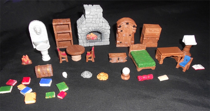 Wizard's House Pack