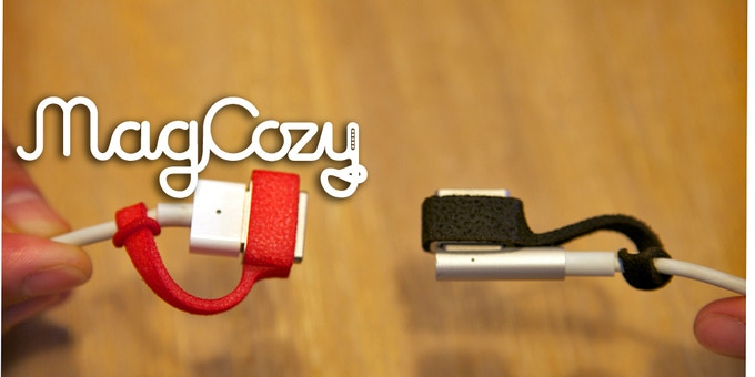 Works great on original and revised MagSafe Power Cords.