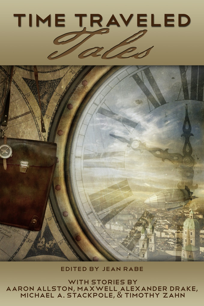 Time Traveled Tales cover