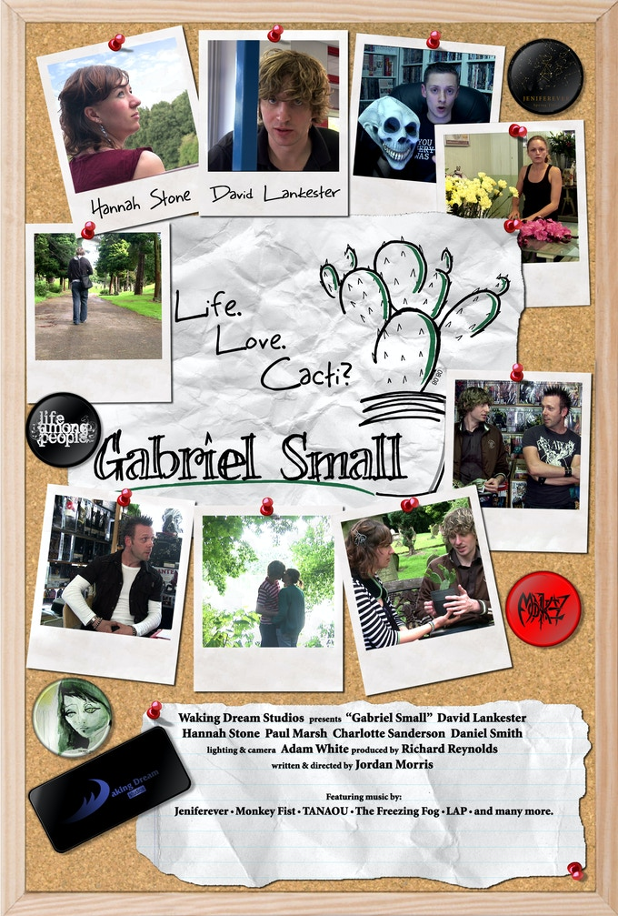 Poster for Gabriel Small