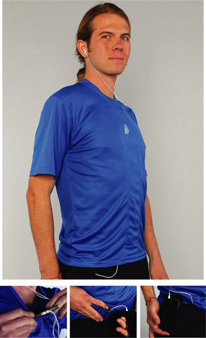 Men's Short Sleeve StreamLine Tech Shirt