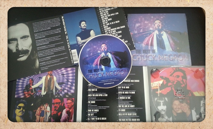 'The Best Of Chuck Negron' - Re-Release CD complete with new packaging and bonus track: 'You Make Me Feel Brand New'! *Note - We have also corrected, 'A Moment In Time', which did not include Chuck's vocals on the original release.