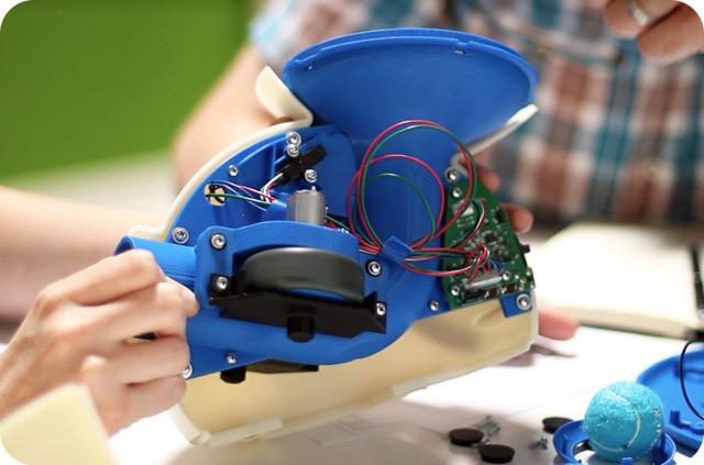 Prototype evaluation at Pump Studios in Austin, TX