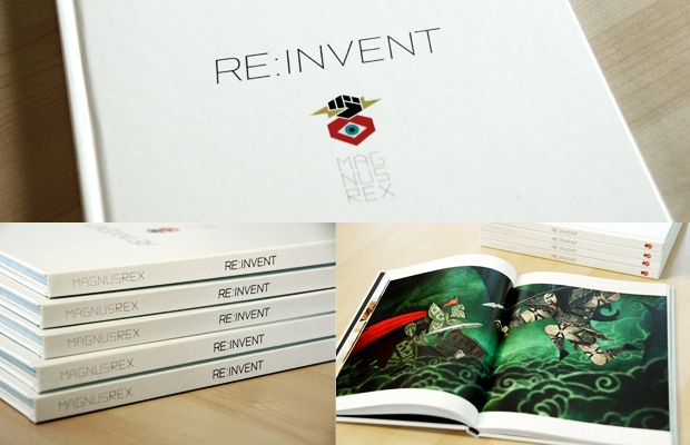 Some advance copies!