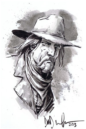 an example of a SKETCH CARD